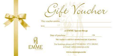 EMME Gift voucher - website2